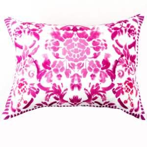 Designers Guild Kissen Cellini Schiaparelli Pink Muster Batik Blumen