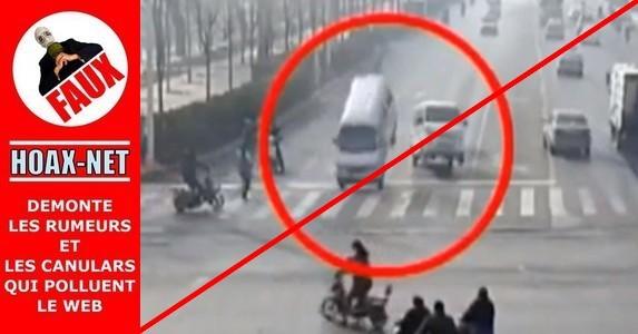 Chine : NON ces voitures ne sont pas en lévitation !