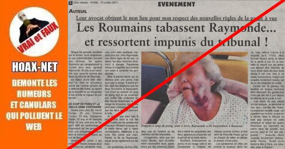 Non, des Roumains n'ont pas été relaxés à cause de Taubira
