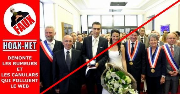 NON, La fille du Maire de Nice n'est pas convertie a l'Islam !