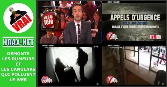 Le Petit Journal prouve que TF1 a trafiqué l'une de ses émissions (2011)