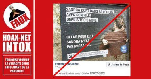 Ces affiches du Front National sont trompeuses