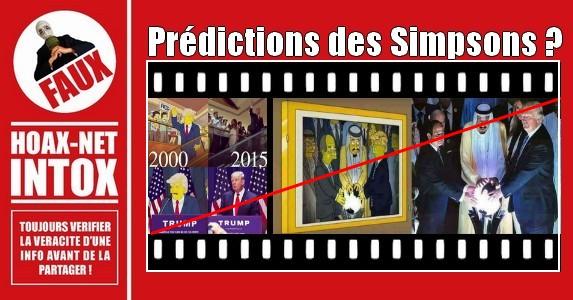 Non, les Simpsons n'ont pas prédit d'événements