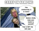 carry on hamping