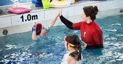 School Holiday 'Learn to Swim' Intensive Program