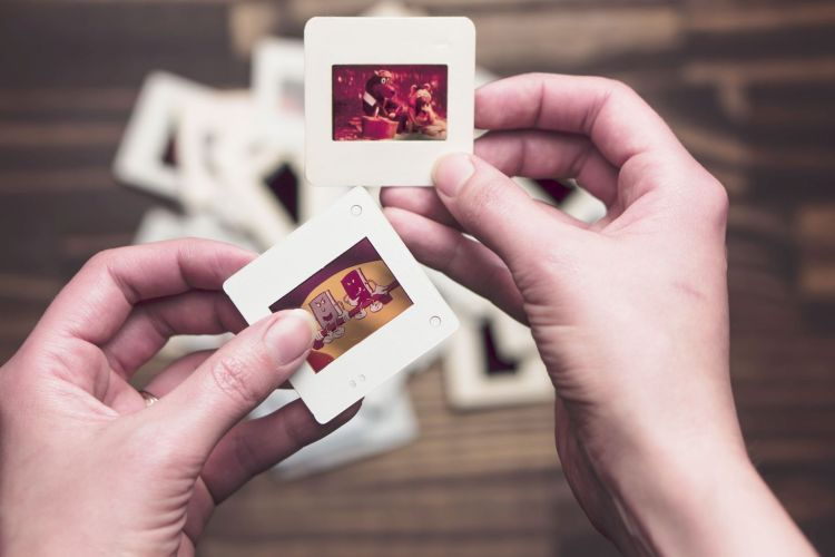 Physical media like photographic slides and negatives invevitably fade and deteriorate over time. Digital scanning creates a high-quality copy of the image for the future.