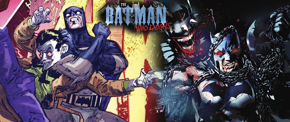 Le origini e la storia del Batman che ride