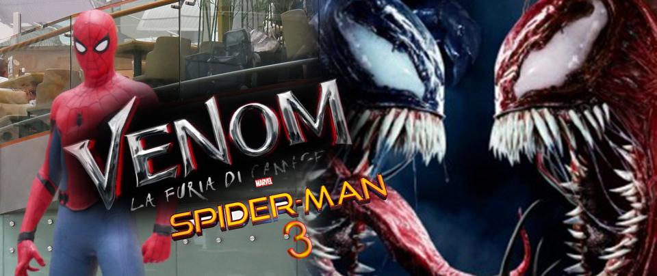 Venom potrebbe apparire nel nuovo film di Spider-Man
