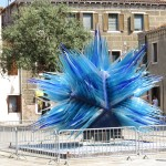 Glassskulptur Murano