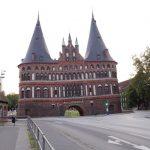 Byporten Holstentor Lübeck
