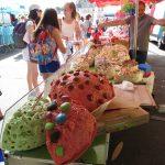 Kaker - Markedet i Bayeux
