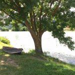 Picnic ved elva Marne Damery