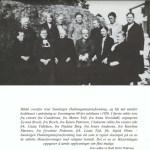 Bildet tilh. Ruth Holst-Pedersen og er gjengitt fra Hisøy-bilder, Hisøy Historielag 1980.