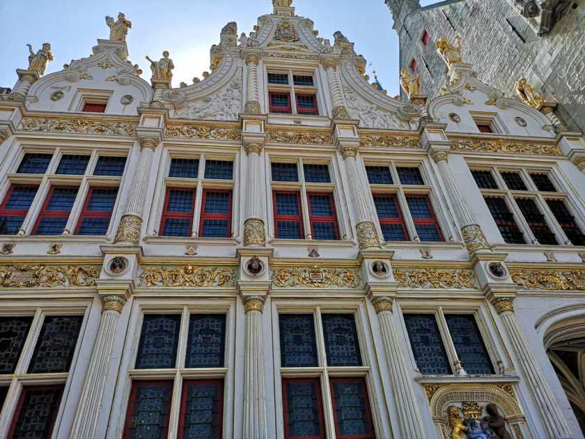 Rådhus Burg Brugge