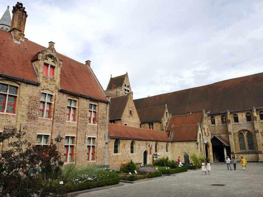 Byvandring i Brugge