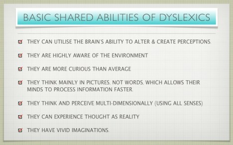 shared abilities