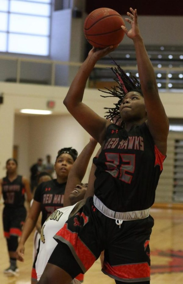 WOMEN'S COLLEGE BASKETBALL: Brown-led Red Hawks roll past ...
