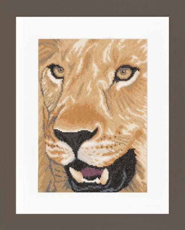 Lanarte Borduurpakket - Leeuw