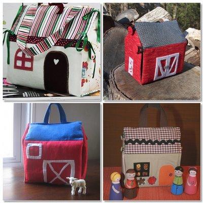 сумка для игрушек