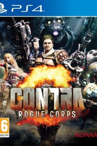 Contra Rogue Corps - Ps4