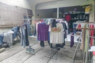 Обществена пералня в Кута, Бали