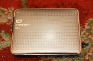 WD My Passport 2 TB
