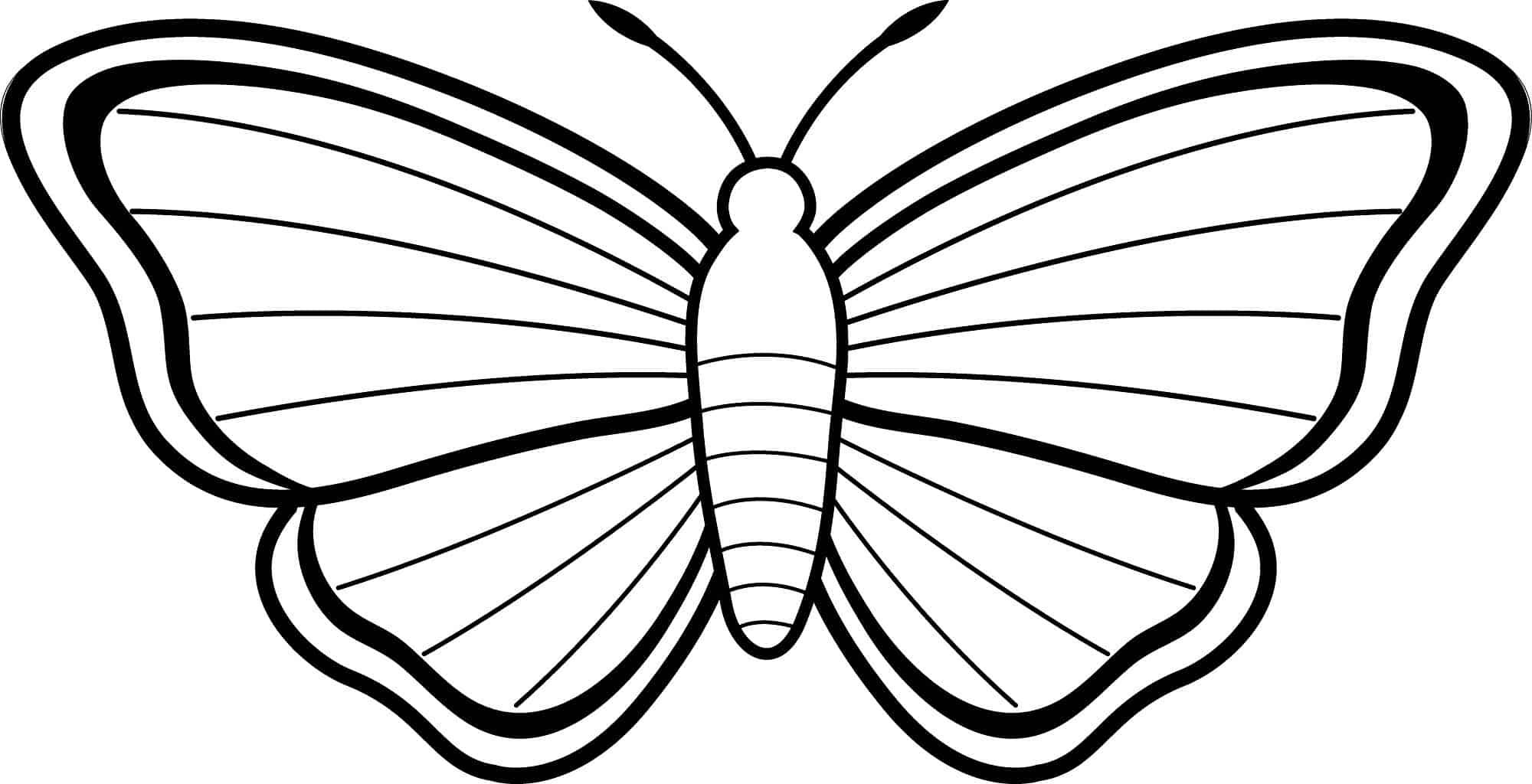 Vlinder Schoudertasje Met Kralen