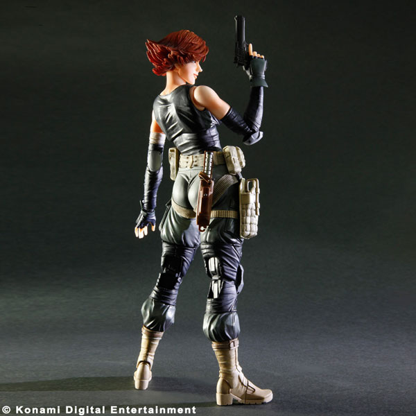 Meryl Silverburgh Play Arts