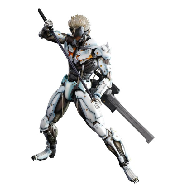 Play Arts Kai Raiden 4