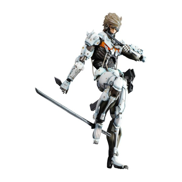 Play Arts Kai Raiden 6