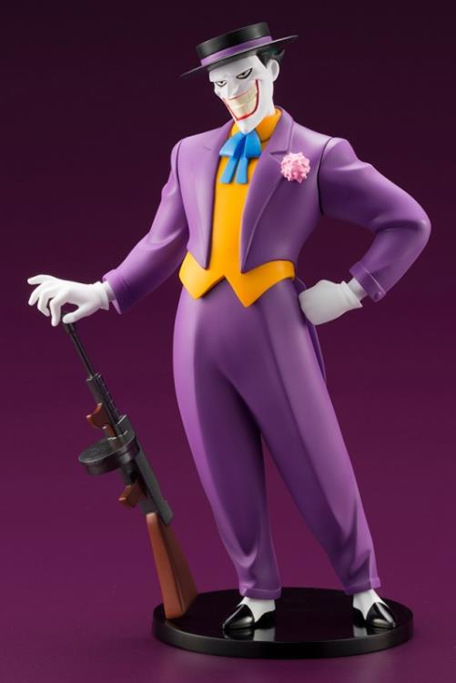 Картинки по запросу DC Comics ArtFX Statues - Batman The Animated Series - 1/10 Scale The Joker