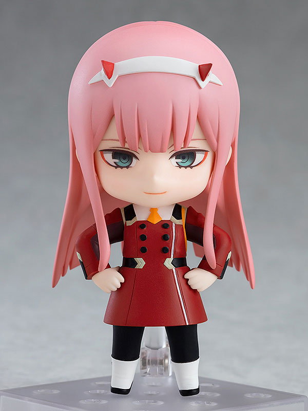 Zero Two Nendoroid PVC Figure by Good Smile Company *NEW* Darling In The FRANXX