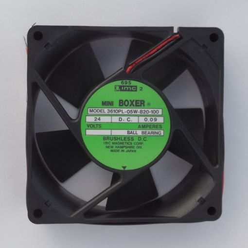 HobbyCNC Spare Part, Boxer Fan for cooling driver chips