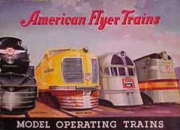 1936 American Flyer Trains Model Operating Train Brochures And Catalogs HobbyDB