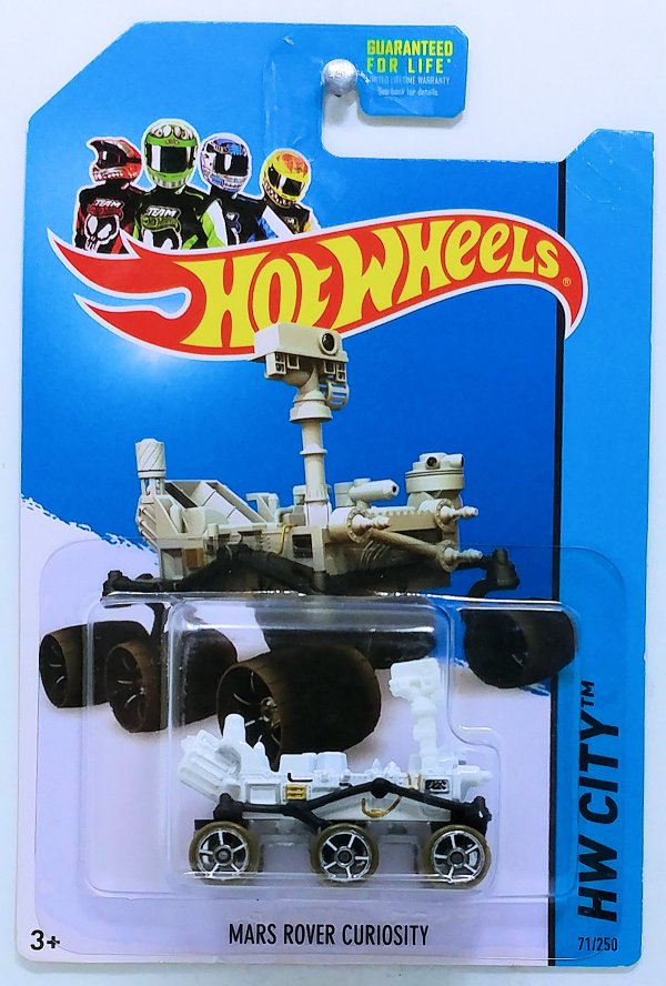 Mars Rover Curiosity | Model Spacecraft | hobbyDB