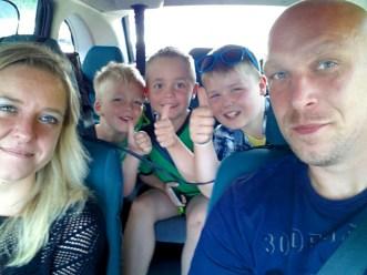 Urlaub in Dänemark - Bjerregard, Hobbyfamilie Reiseblog