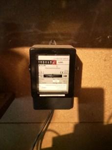 Zwischenzähler, Stromverbrauch Solar-Inselanlage, Hobbyfamilie Blog