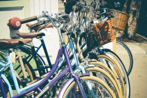 fietsen is goed voor de gezondheid