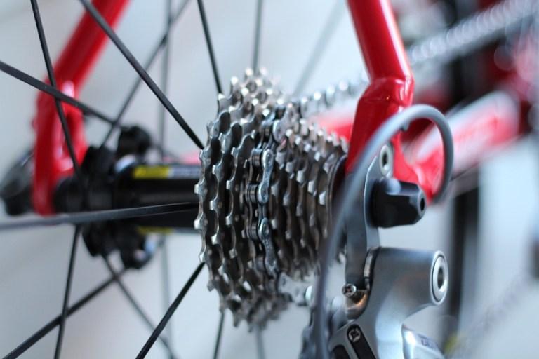 fietsketting reinigen