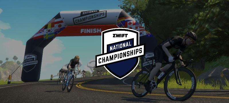 nationale kampioenschappen zwift 2018