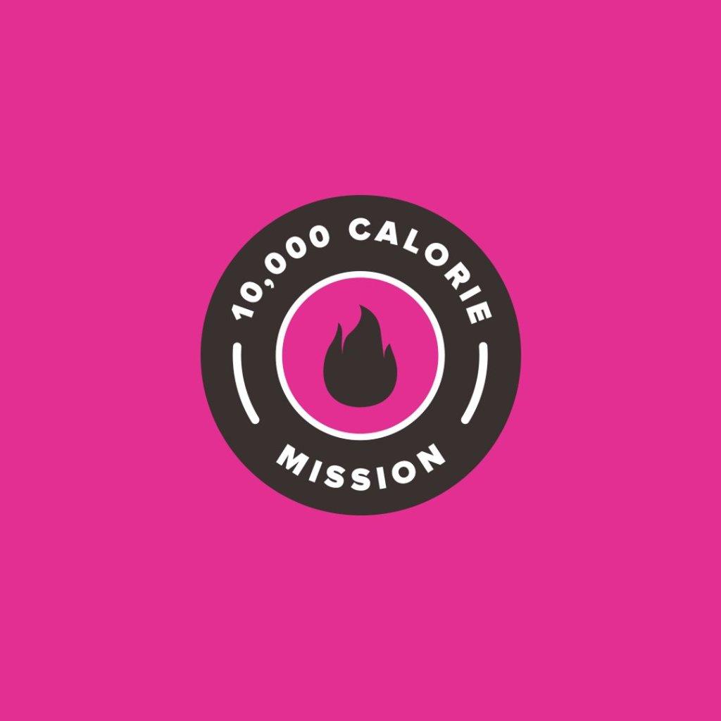 10000 calorieën kwijt met Zwift en de uitdaging