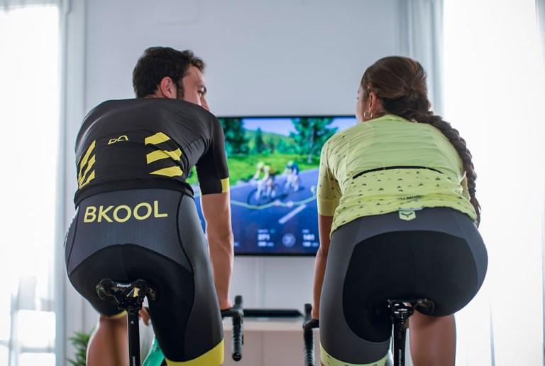 Bkool - indoor fietsen