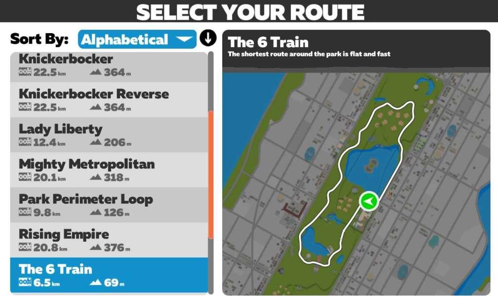 New York - The 6 Train