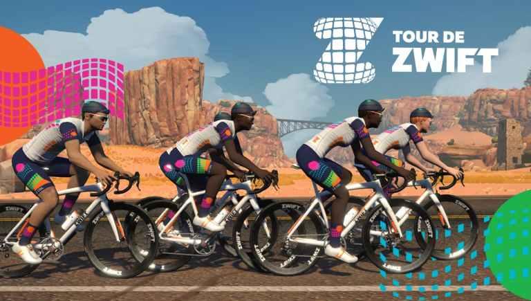 Tour de Zwift 2021 - Tdf 2021