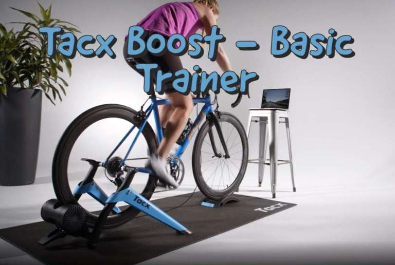 Tacx Boost - Fietstrainer van Tacx-Garmin