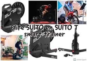 Elite Suito en Suito T - smart trainer