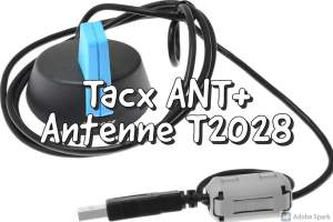Tacx ANT+ Antenne T028 - Robuste ANT+ eenheid