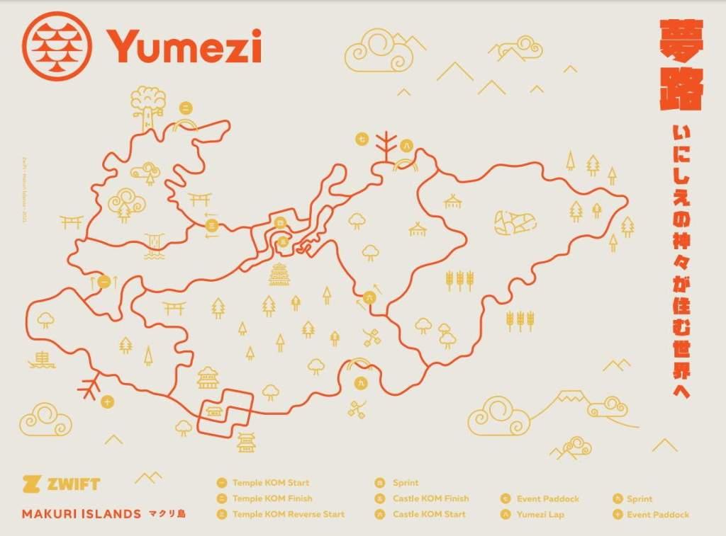 Yumezi - Makuri Islands