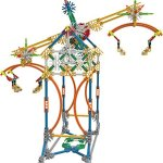 KNEX-Education–STEM-Explorations-Swing-Ride-Building-Set–486-Pieces–Ages-8-Engineering-Education-Toy-0-1