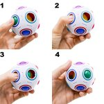 Toyzabo-Challenging-Puzzle-Speed-Cube-Ball-Matching-Colors-Game-Fun-Fidget-Toy-Brain-Teaser-With-11-Rainbow-Colors-0-2